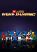 Lego DC Comics: Batman Be-Leaguered | filmes-netflix.blogspot.com