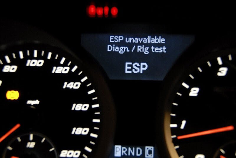 What does it mean when ESP light in dash comes on ...