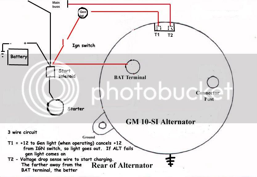 Diagram Gm 10si Alternator Wiring Diagram Full Version Hd Quality Wiring Diagram Asmadiagram Adimstore It