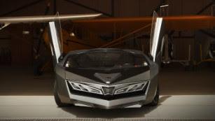 The Elibriea contains a V8, 525-horsepower engine