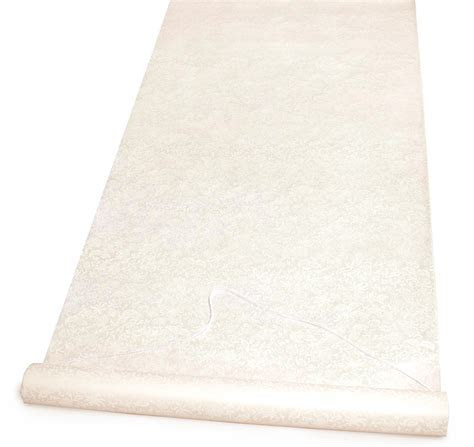 Ivory Wedding Aisle Runner   Ivory Aisle Runner