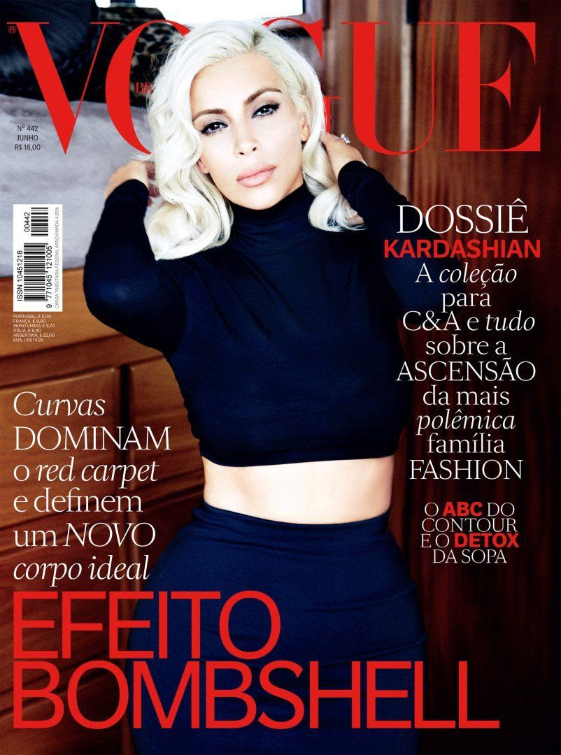 Kim Kardashian : Vogue Brazil (June 2015) photo kim-kardashian-556564bf9a2ec.jpg