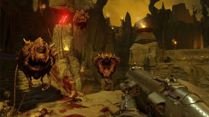 Requisitos de DOOM para PC en su versión alpha