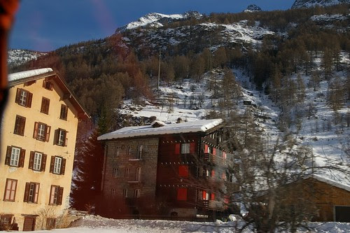 快到Zermatt了