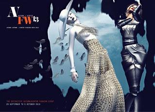 AVENUE Autumn/Winter Fashion Week 2013