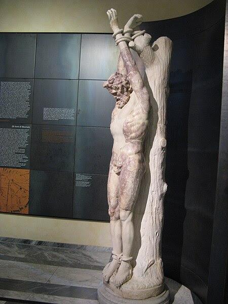 Fil: Satyr Marsyas-Musei Capitolini.jpg