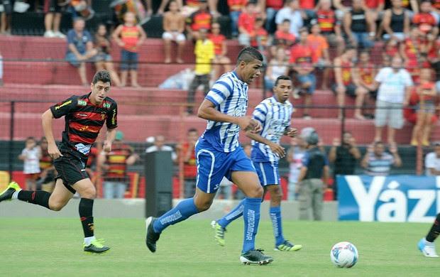 Sport x Ypiranga (Foto: Aldo Carneiro / Pernambuco Press)