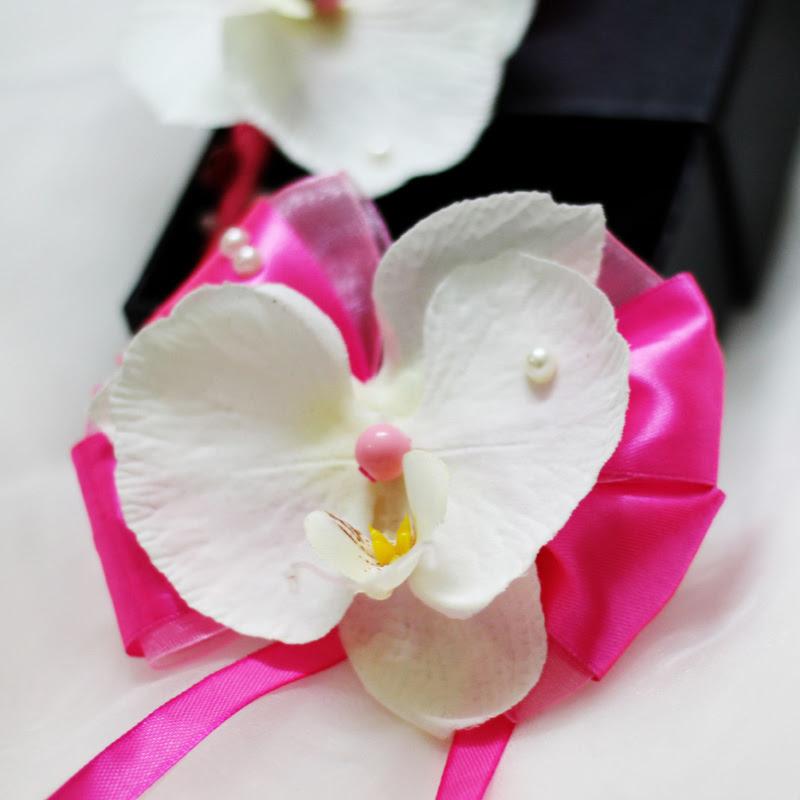 korean wedding flower