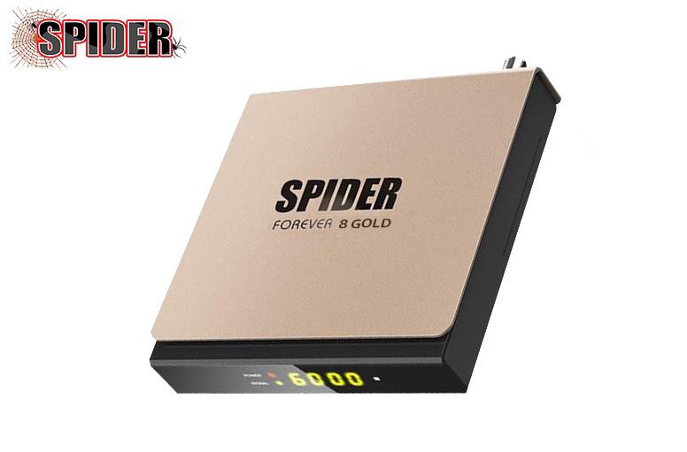 SPIDER FOREVER 8 GOLD