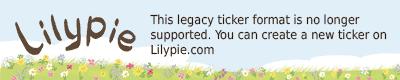 Lilypie Next Birthday Ticker