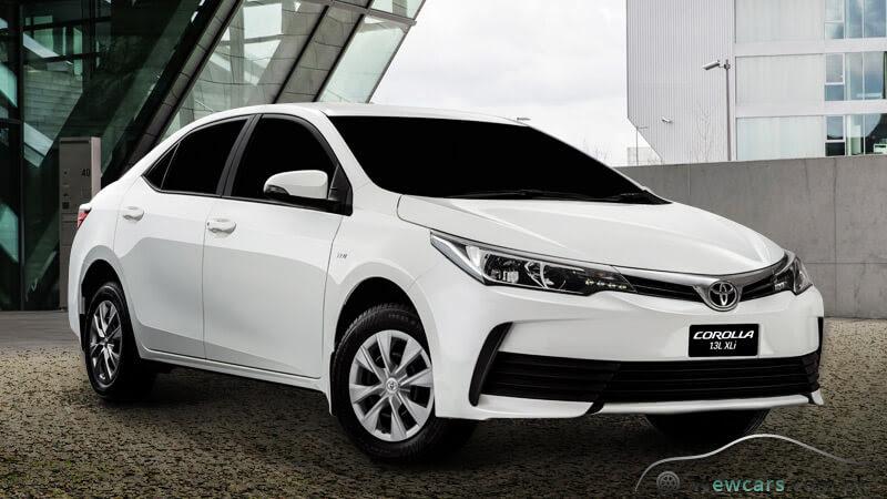Discover New 2018 Toyota Corolla 1.3L Xli - Review, Specs ...