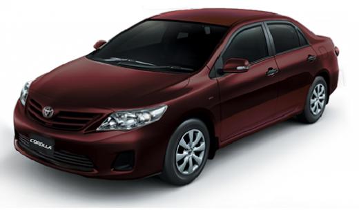 Toyota Corolla 1.6 GLi Dual VVTi 2014 Price, Specs ...