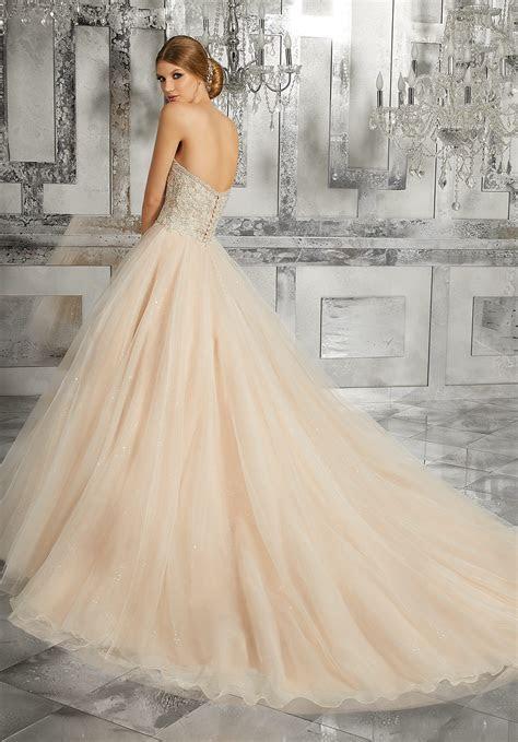 Mystique Wedding Dress   Style 8175   Morilee