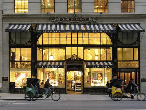 Scribner's Building, NYC