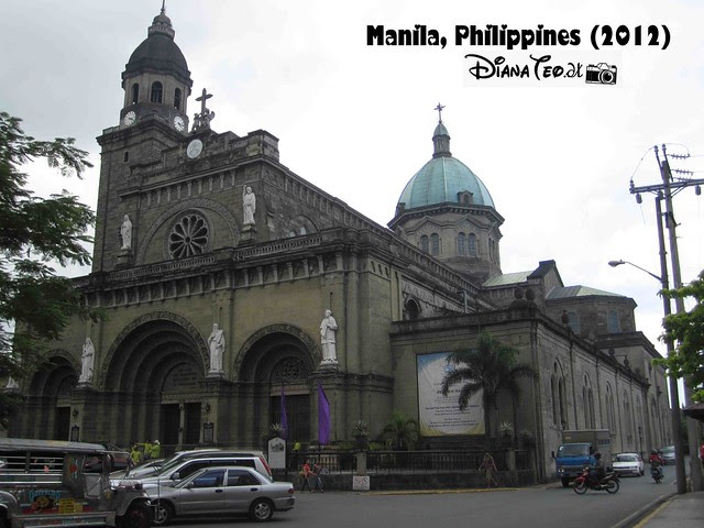 Day 4 - Philippines Manila Cathedral 01