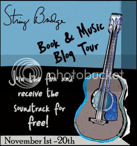 String Bridge Book & Music Blog Tour