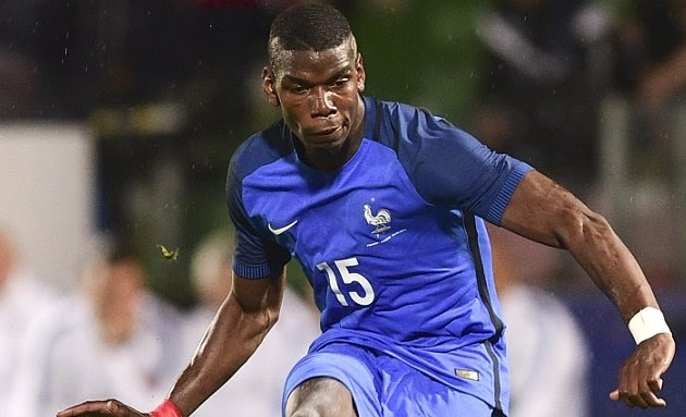 Pogba hints being happier with 'magical' France teammates than Manchester United