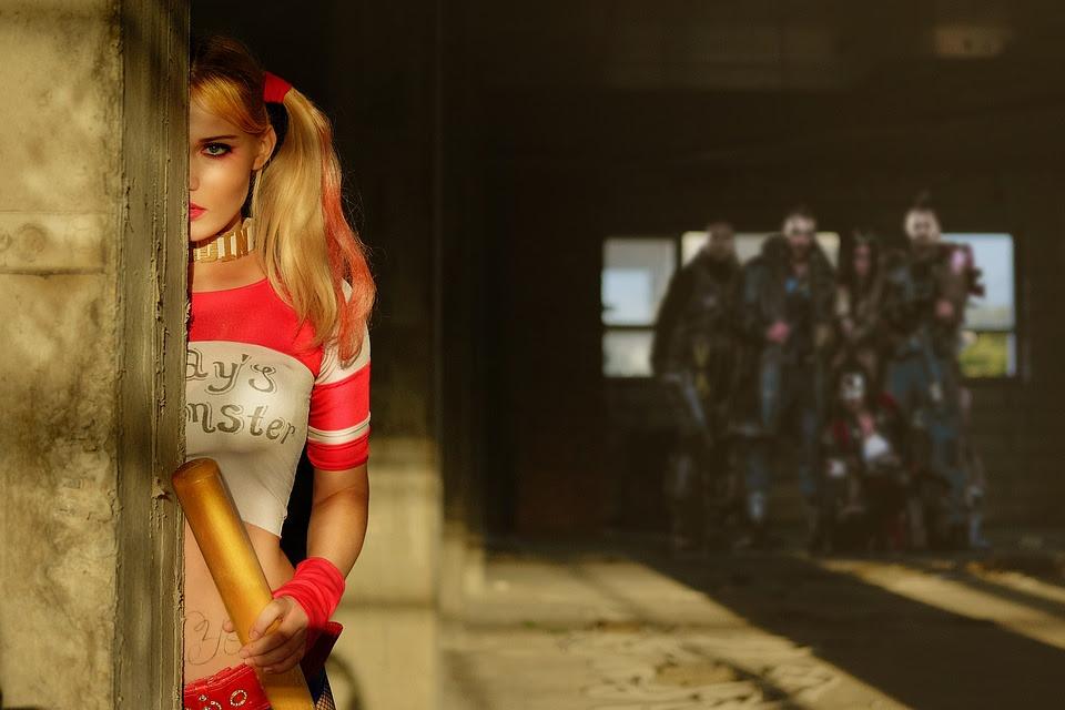 Frases Del Guason De Amor Para Harley Quinn Y Mas De Suicide Squad
