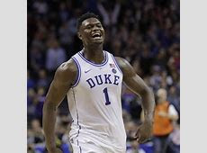 NBA Mock Draft 2019: Predictions for Zion Williamson and