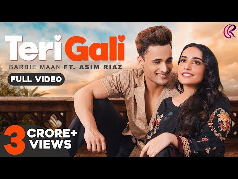 Teri Gali Lyrics – Barbie Maan asim riaz