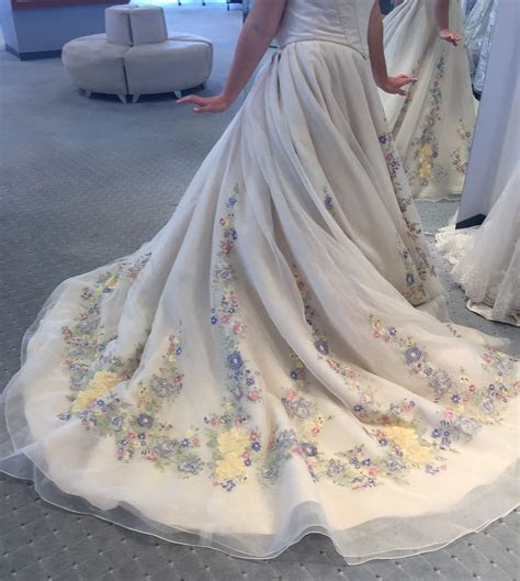 Alfred Angelo Cinderella Wedding Dress 2015