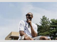 Kobe Bryant Visits Europe to Inspire the Next Generation