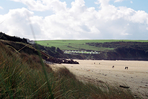 Towards Putsborough Beach