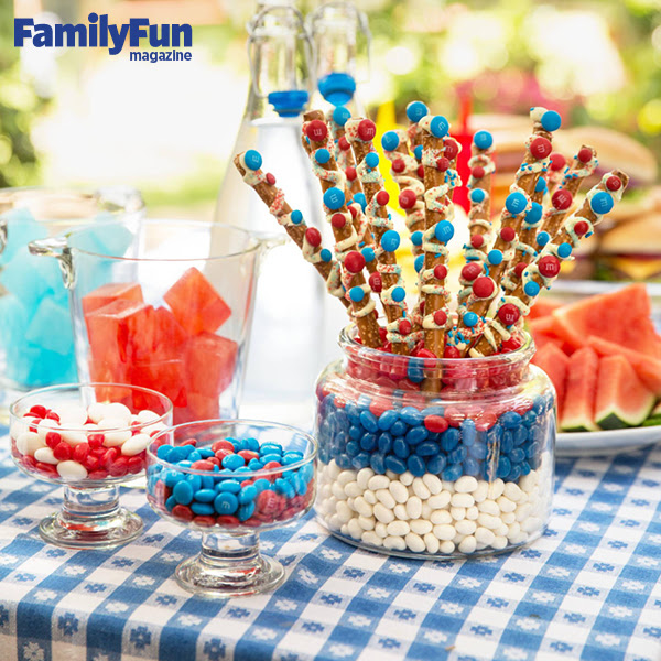 Family Fun 4th Of July Snack Ideas The Rebel Chick