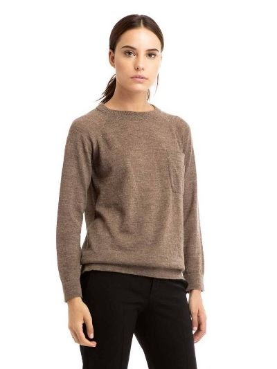 Zady .06 Alpaca Sweater
