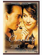 Chocolate, direção de Lasse Hallström