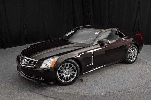 Sell used 2009 Cadillac XLR Platinum Convertible Black ...