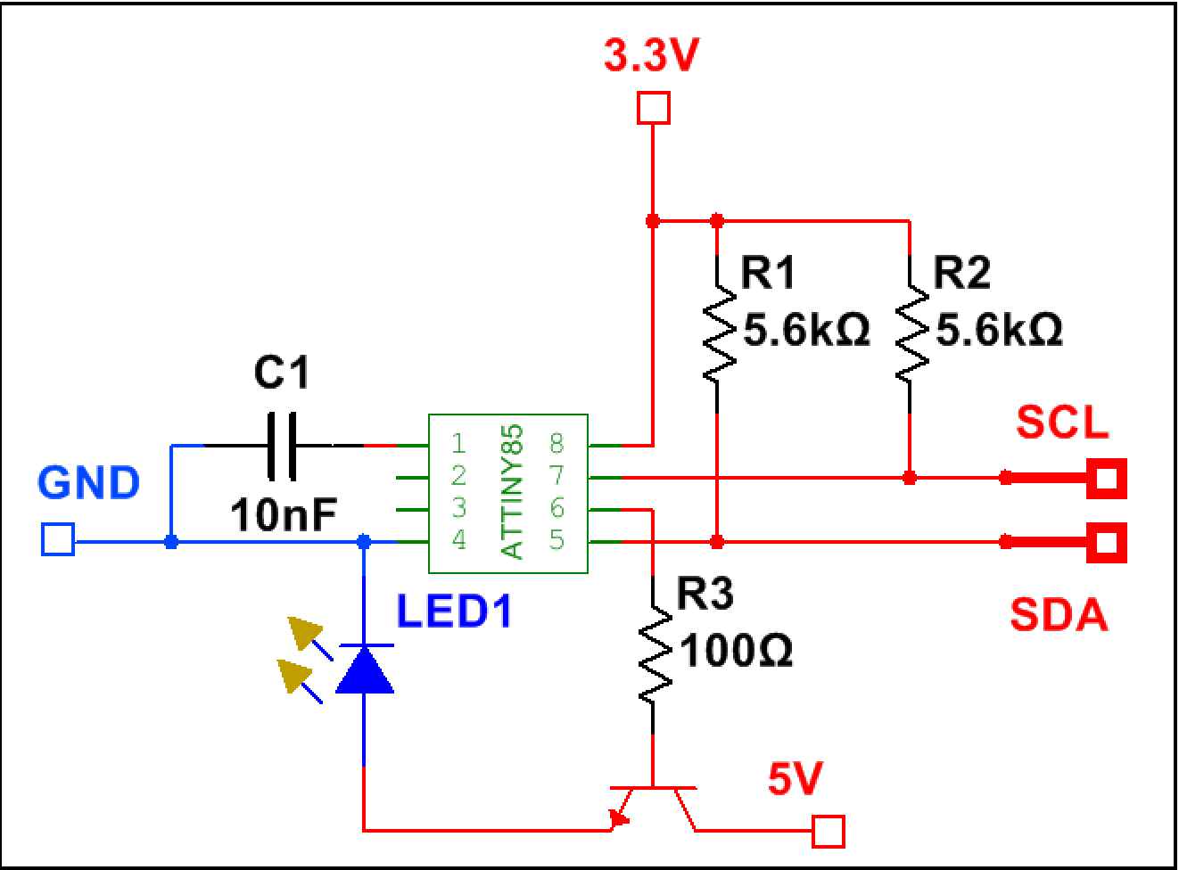 Av And Rf Circuit Diagram - Circuit Diagram Images