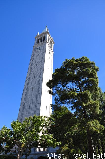 UC Berkeley, Berkeley, CA- Sather Tower