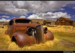 Bodie Ghost Town Rusty Car PSIMG_4515DE