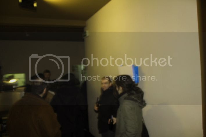 Public d'expo 02, Photo du public de l'exposition de Pierre Guilhem au Lycaon