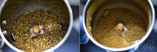 Homemade Roasted Fennel Powder Recipe