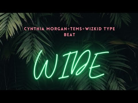 Wizkid+tem beat type( wide prod by vicpiano)afro dancehall