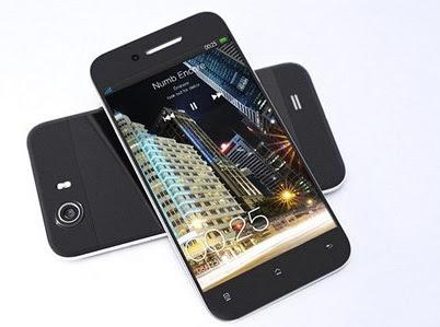 Imagem do protótipo do Oppo Find 5 X990 (Foto: Reprodução)