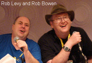 Rob Levy and Rob Bowen