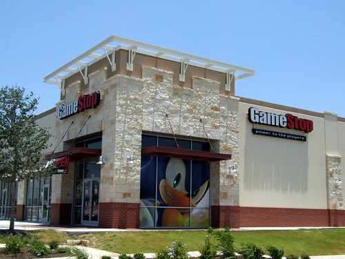 Game Stop - Kyle, TX by seanclaes