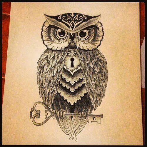 Significado De Los Tatuajes De Búho Love Tattoos Amino