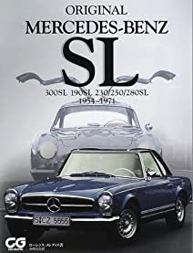 ORIGINAL MERCEDES‐BENZ SL―300SL 190SL 230/250/280SL 1954‐1971 (CG books)