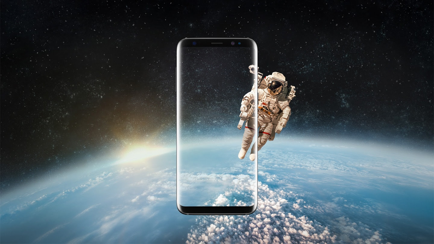 High Resolution 2:1 or 18:9 Aspect Ratio 2K Wallpapers For Full Vision Smartphone Displays