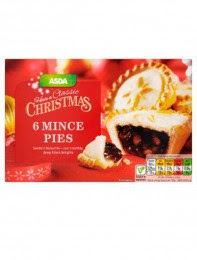 Mince Pies: best and worst for your diet revealed! - Asda ...
