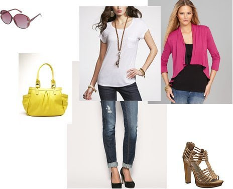 The Limited, Express, Forever 21, INC International Concepts