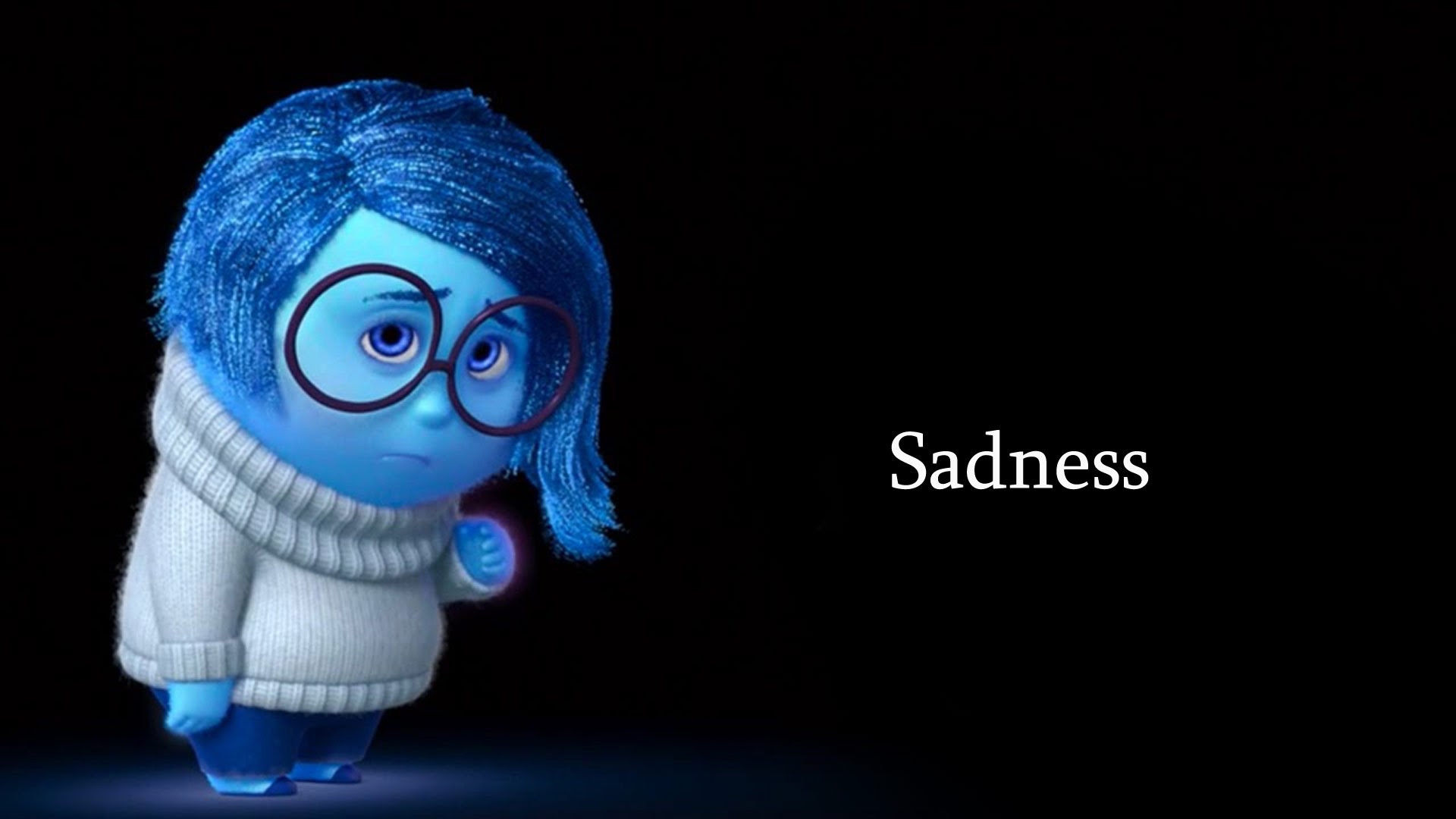 Childhood Animated Movie Heroines Images Inside Out Sadness Hd