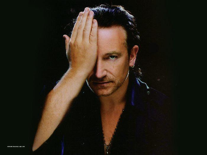 Bono et le clin d'œil Illuminati