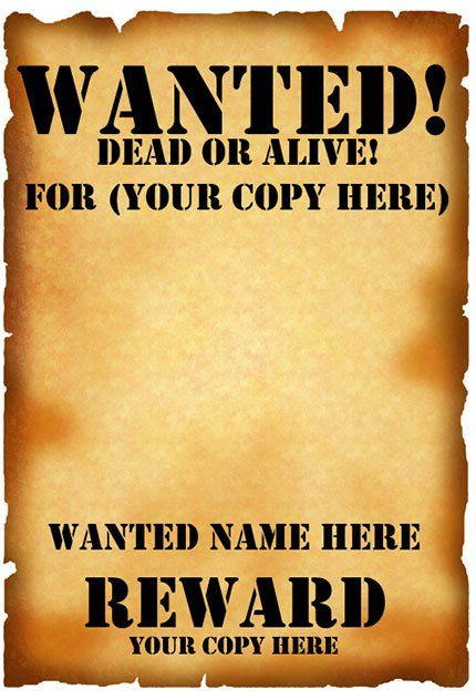 1000+ images about Wanted posters on Pinterest | Signs, Image ...