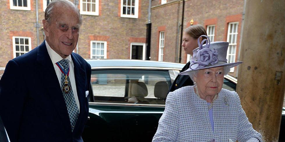 Resultado de imagen para A sus 95 años, se jubiló Felipe de Edimburgo