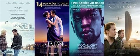 Indicados Ao Oscar 2017 Melhor Filme